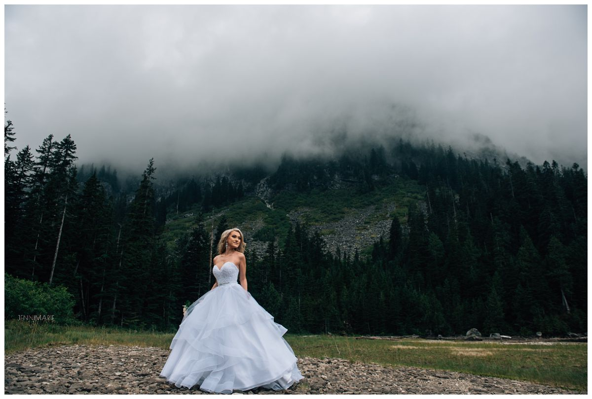 Sky helicopter bride