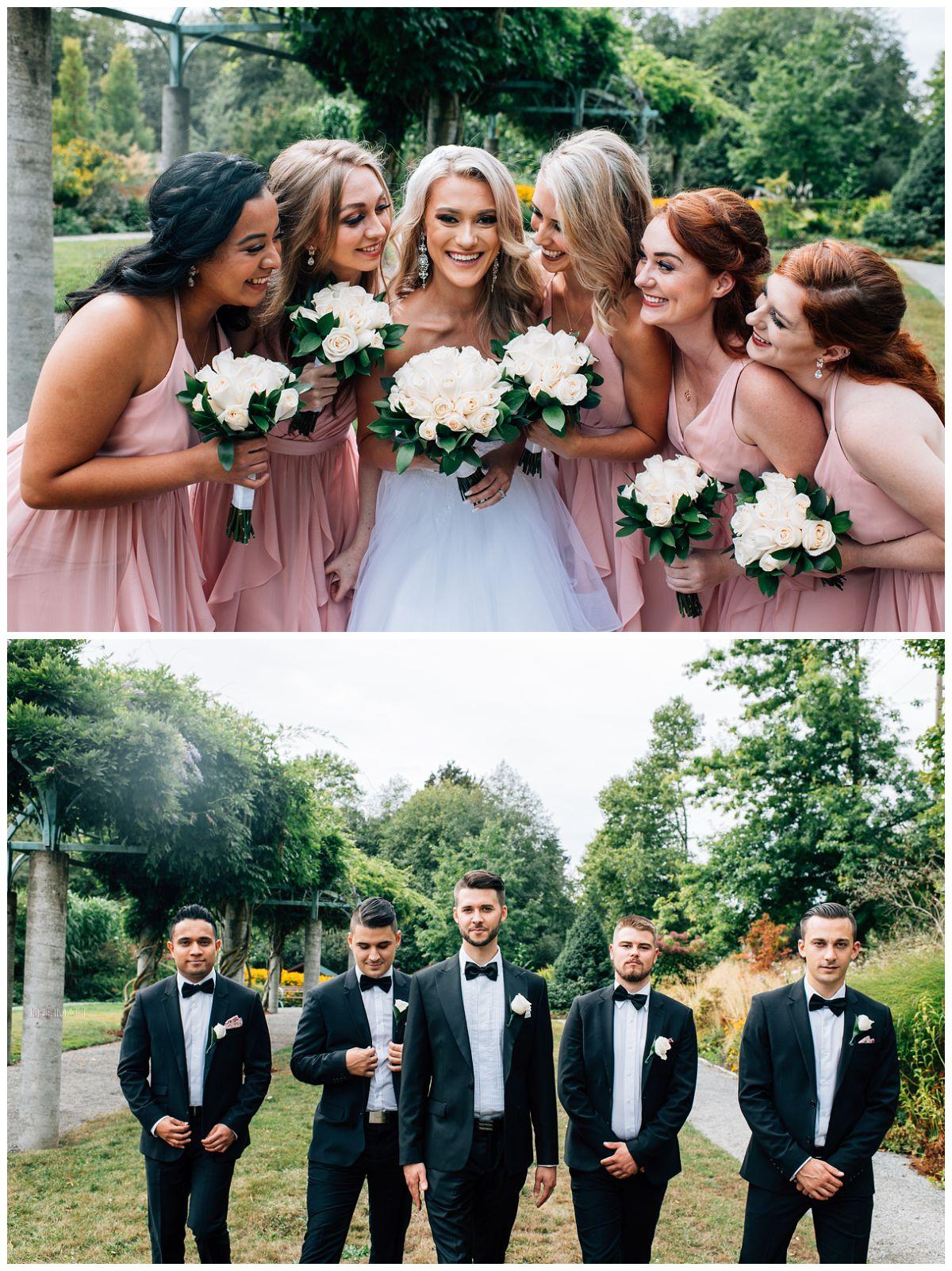 Fleetwood Park Wedding Portraits