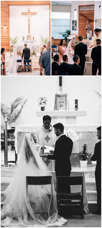 St. Matthew's Parish Wedding Mass