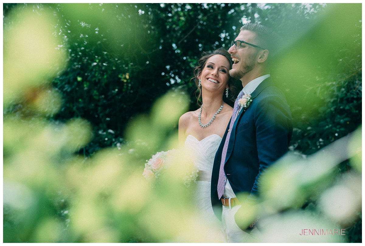 abbotsford backyard wedding