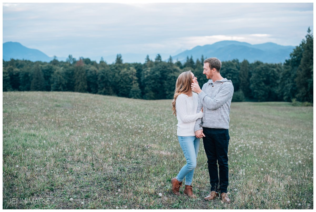 Abbotsford engagement photos