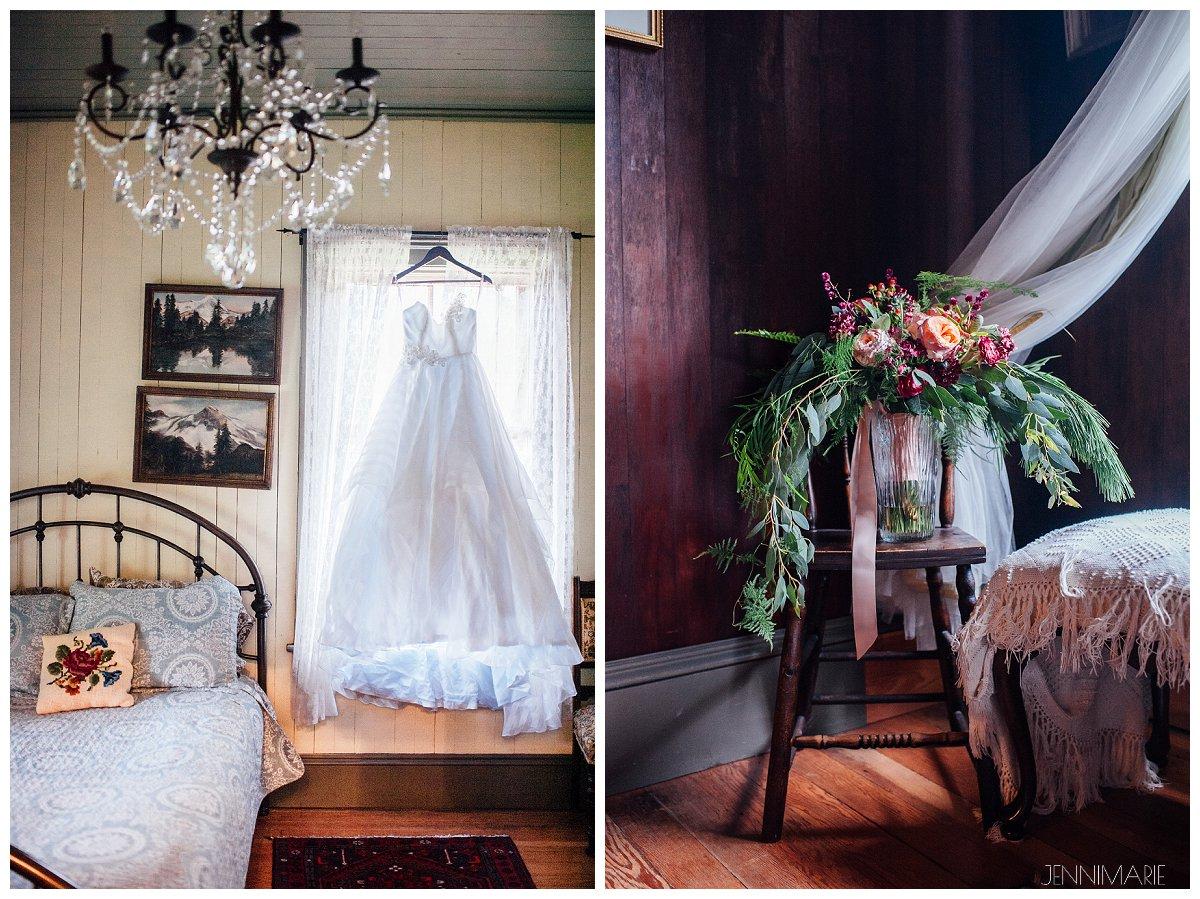 airbnb wedding in yale, bc