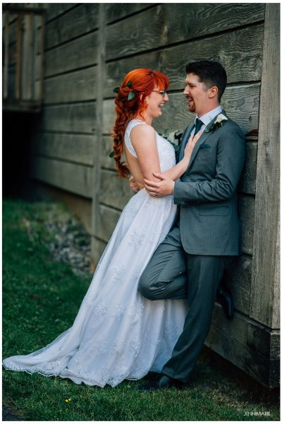 Fort Langley National Historic Site Wedding
