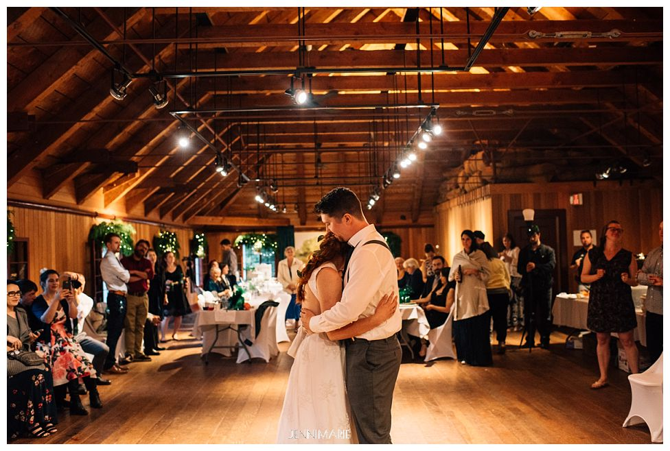 Fort Langley National Historic Site Wedding