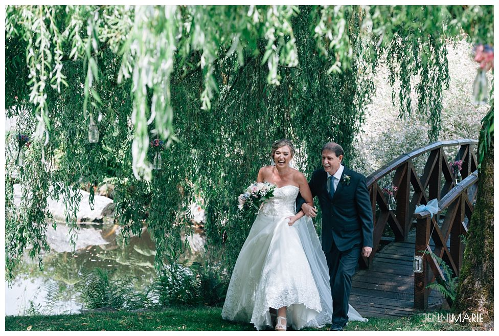 Heron's Bridge Wedding