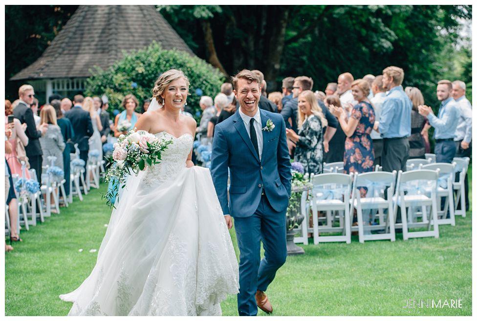 Heron\'s Bridge Wedding - JenniMarie Photography
