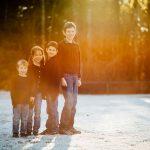 Kanaka Creek Park Family Photos