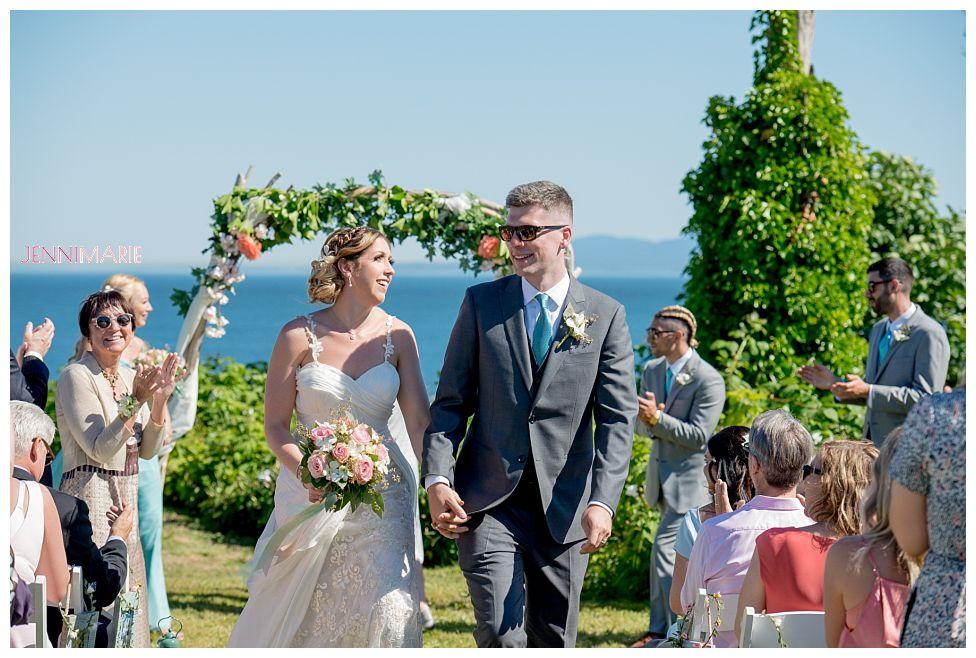 Point Roberts Wedding