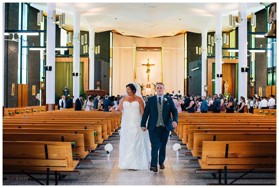 our lady of good counsel wedding