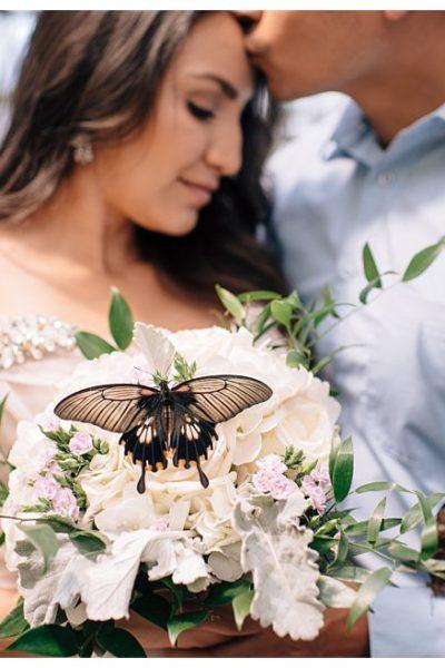 Tucson Botanical Garden Wedding