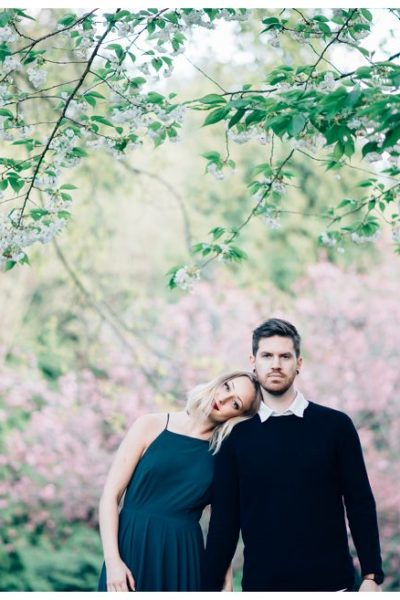 Whytecliffe Park Engagement