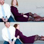 Engaged: Ruth and David (Part 2) | Greensboro Photography