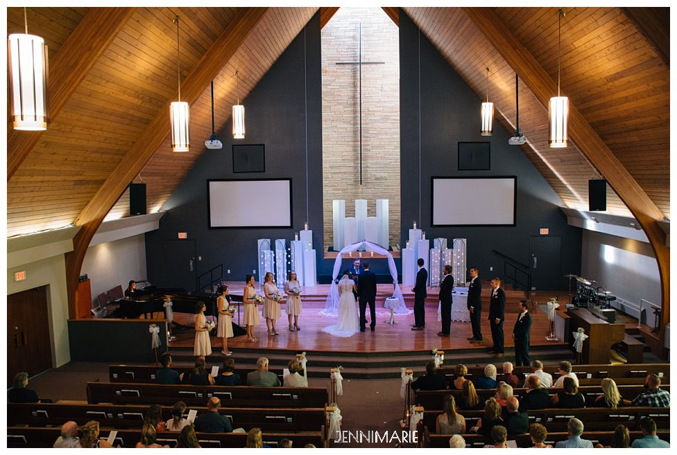Bakerview Church Wedding Abbotsford