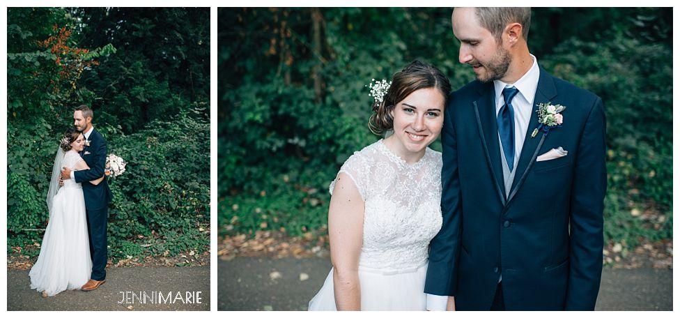 Ellewood Park Wedding Portraits