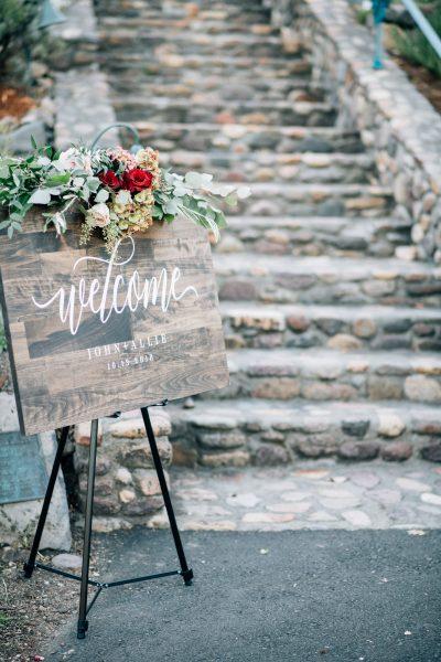 Culinary Institute of America Wedding