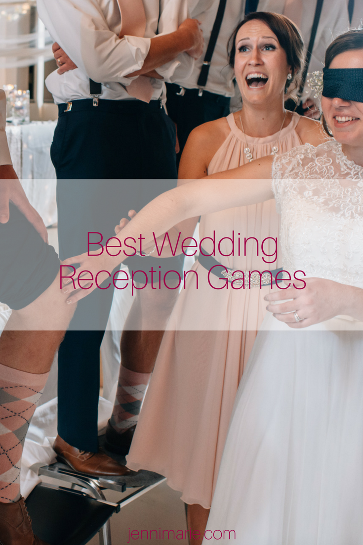 Best Wedding Reception Games