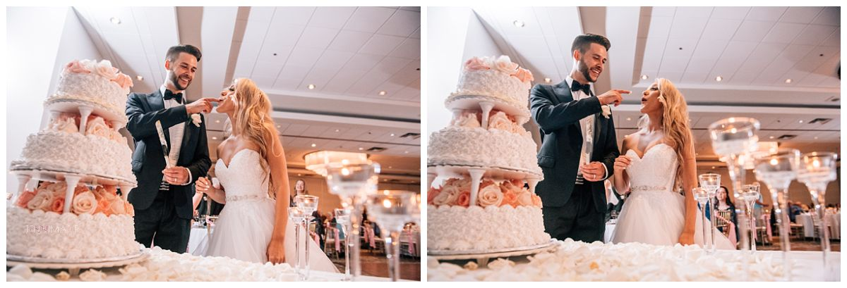 Sheraton Vancouver Guildford wedding