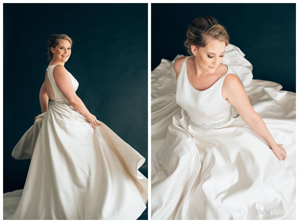 Studio & Co Bridal Portraits