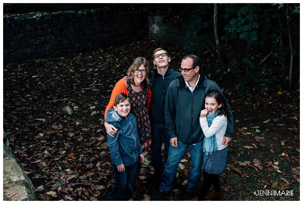 Heritage Park Family PHotos