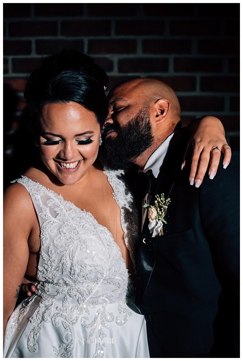 Brix & Mortar wedding