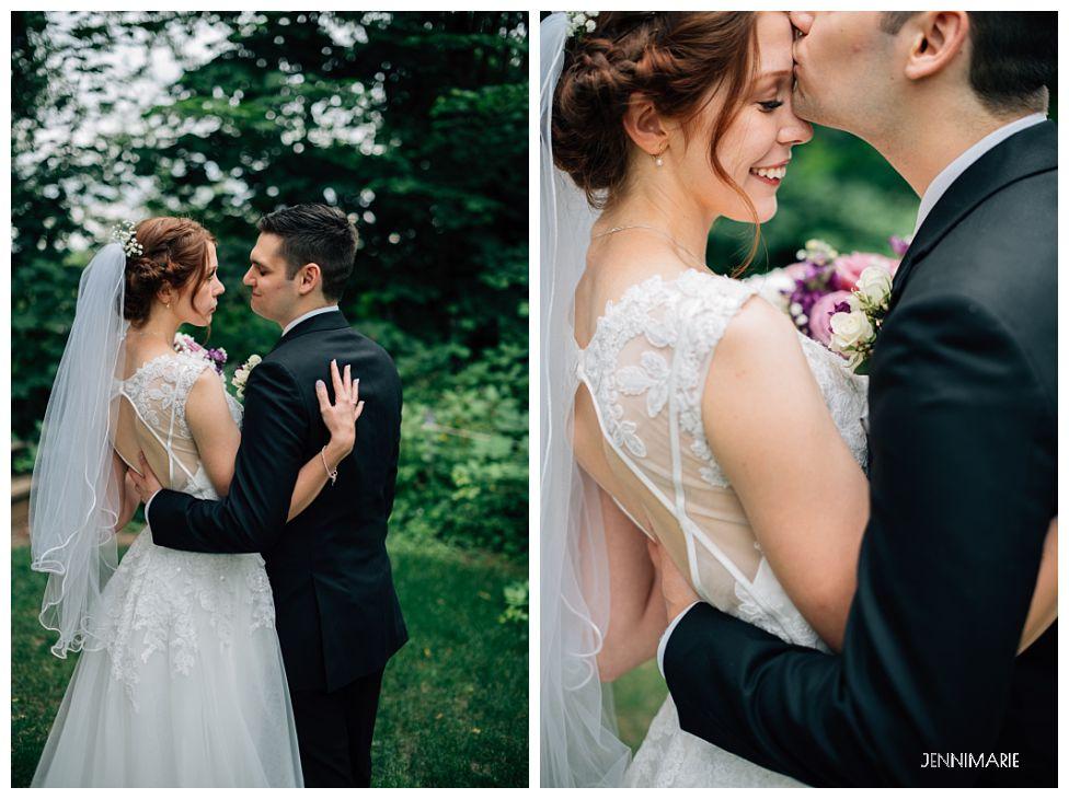 Clayburn Village Wedding Photos