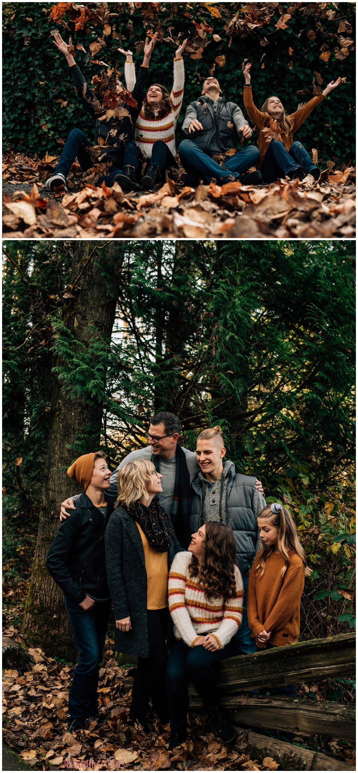 Fraser Valley family photos