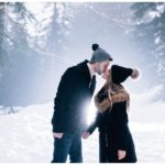 Grouse Mountain Engagement Photos