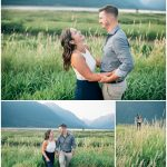 Pitt Lake Engagement