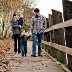 The Schumachers [Fort Langley Portrait]