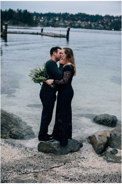 Engagement Photos at Belcarra Park