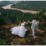 American Creek Lodge Wedding