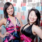 Alissa:  a Nooksack High Senior (and her friend Jessica)