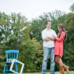 Engaged: Brad and Jenna