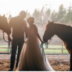 Maple Ridge Ranch Wedding Portraits