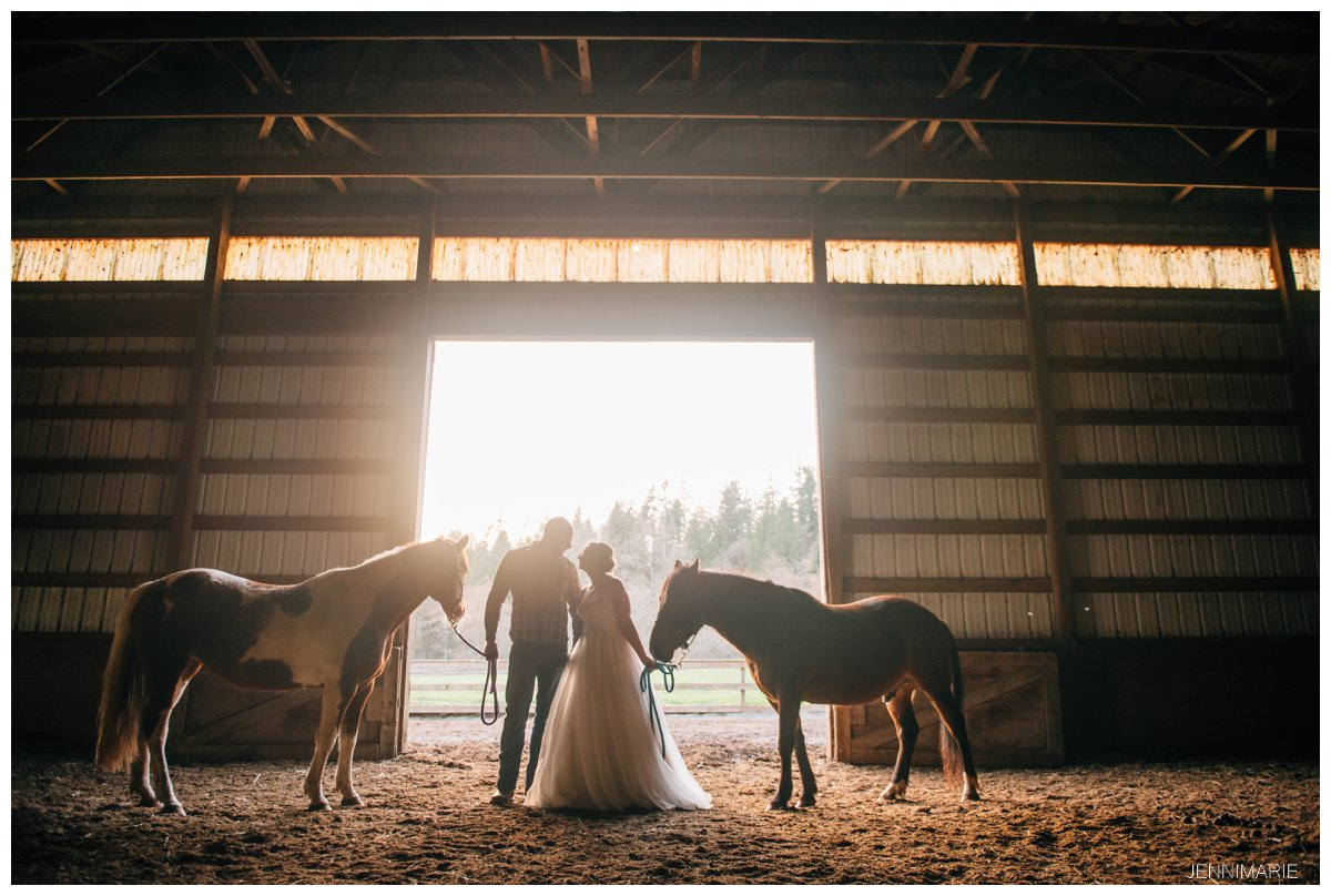 Maple Ridge Ranch wedding portraits