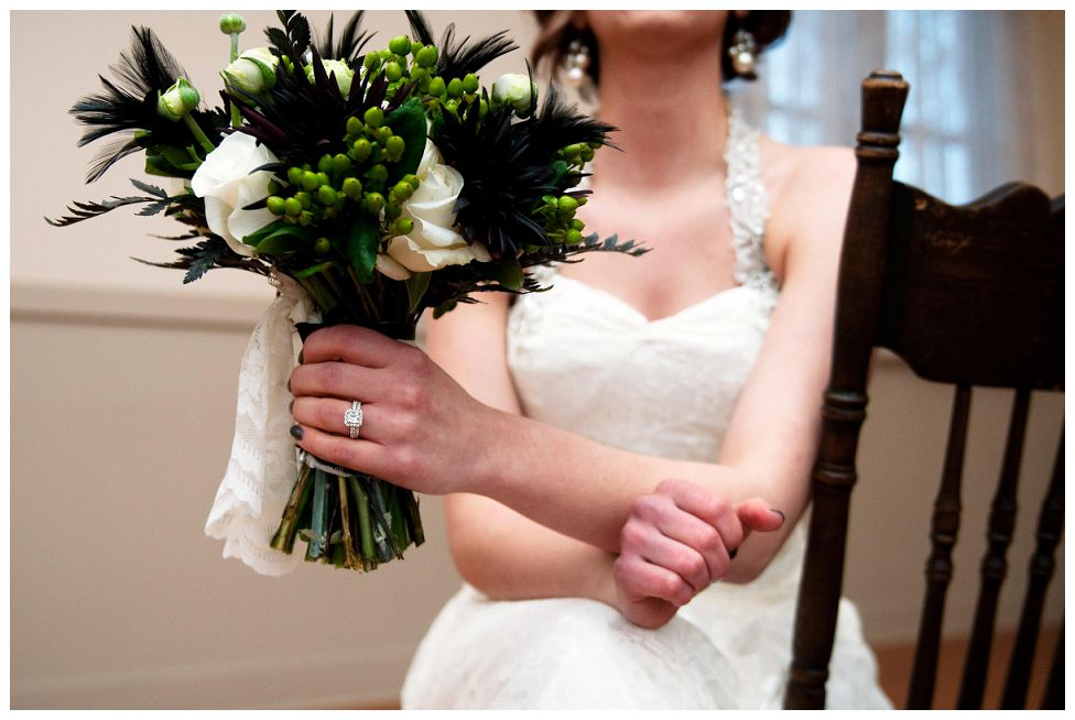 milner chapel wedding