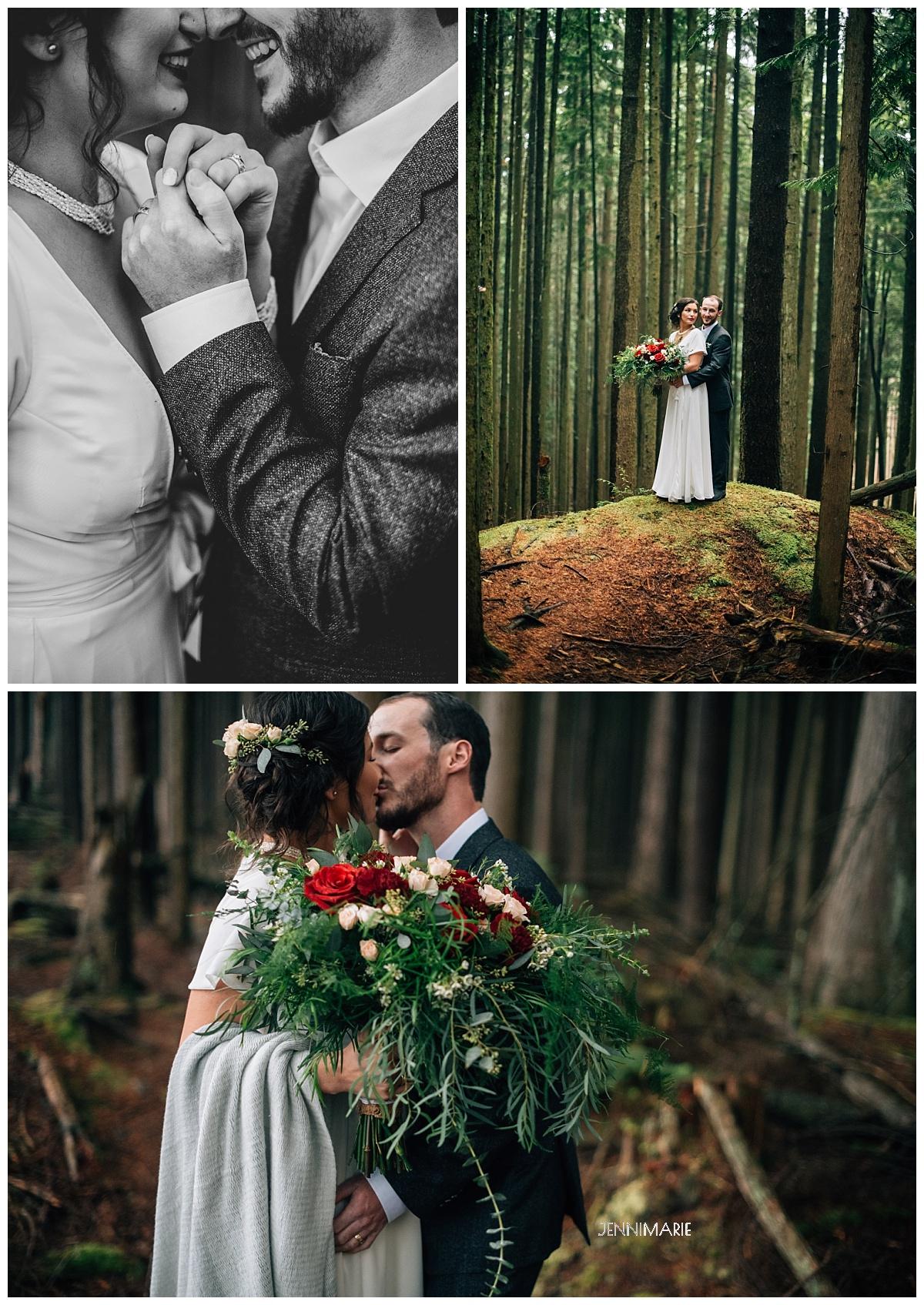 bear mountain wedding photos