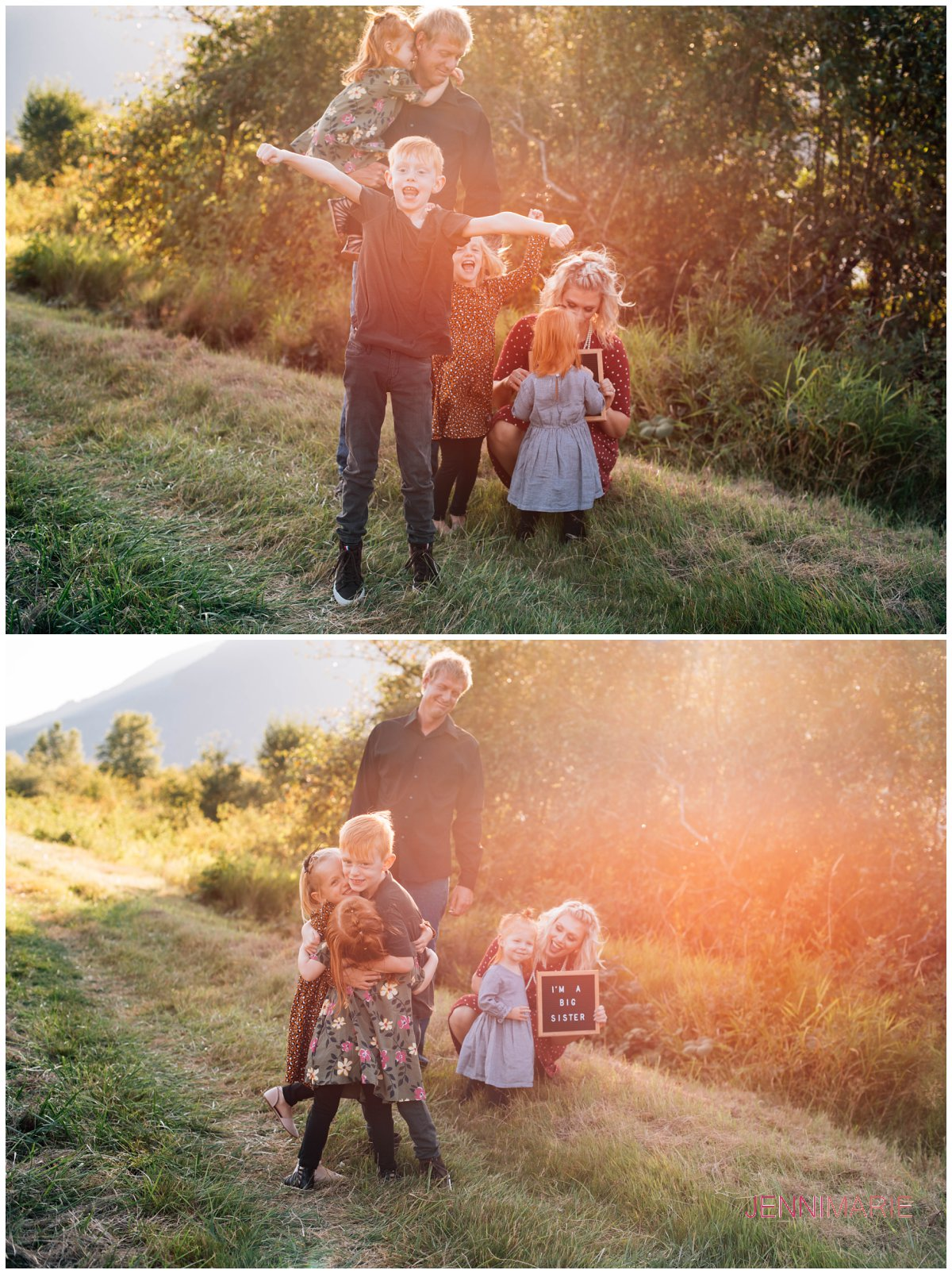Fraser Valley family photos