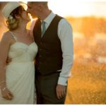 Chloe & Christian's Point Roberts Wedding