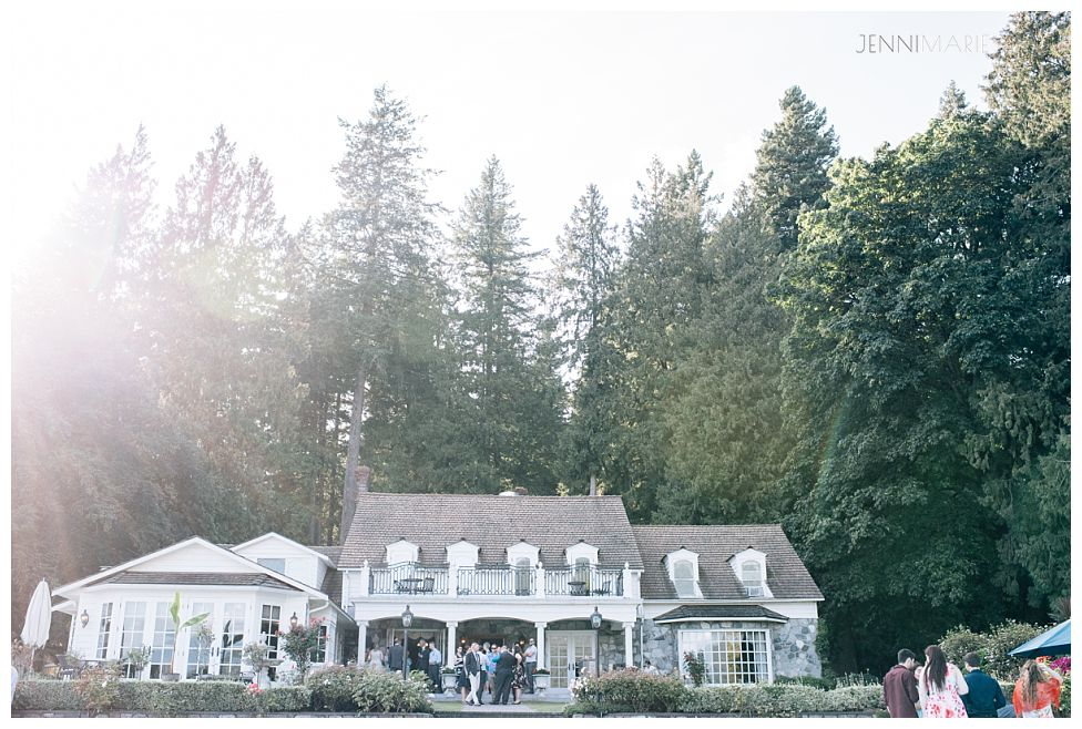 Rowena's Inn Wedding