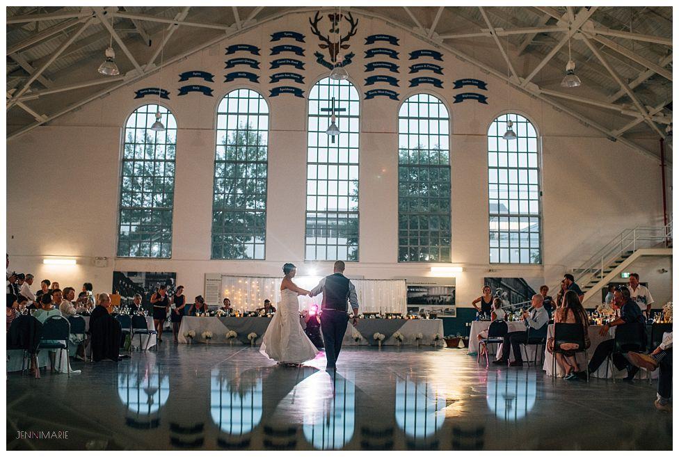 seaforth armoury wedding