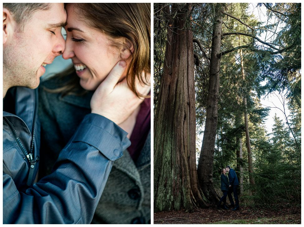 Stanley Park Engagement Photos