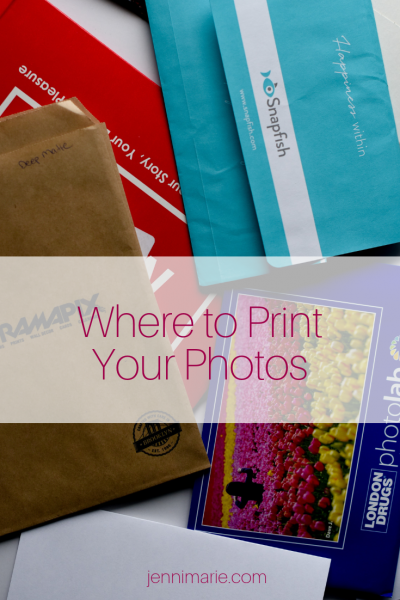 Where to Print Your Photos